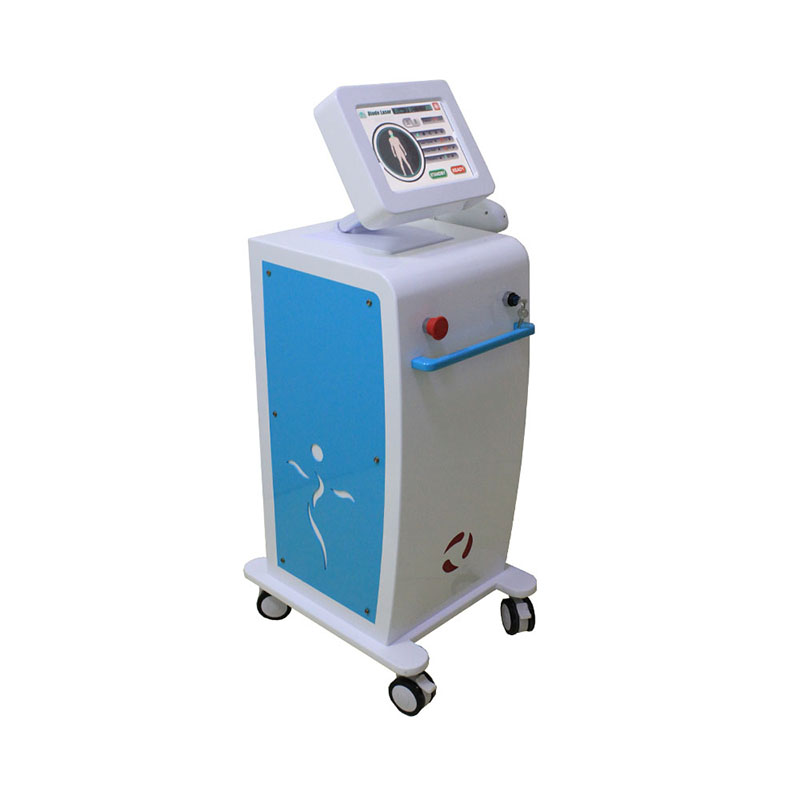 Professional Permanent 808nm 810nm Diode Laser Hair Removal Beauty Machine