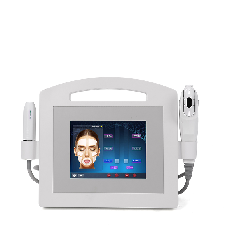 Ce Approved Professional Hifu Portable 2 in 1 Fat Burning/Face Lifting Anti Aging Beauty Machine