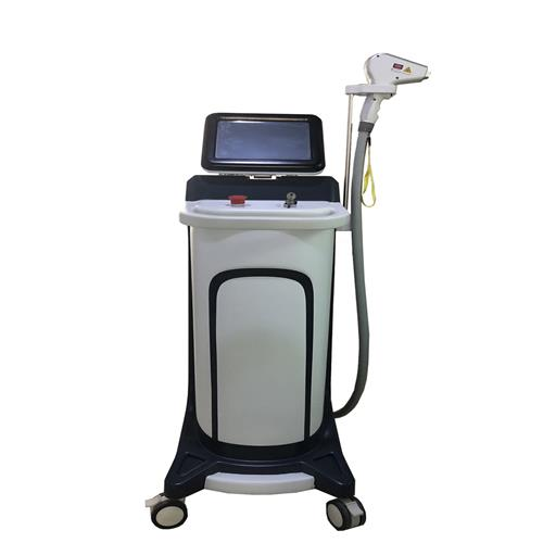 New Arrival Non Channel 755nm 808nm 1064nm Diode Laser for Painless Hair Removal Machine