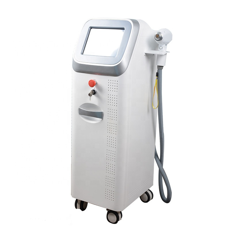 High Performance Non Channel 808nm Diode Laser Hair Removal Machine