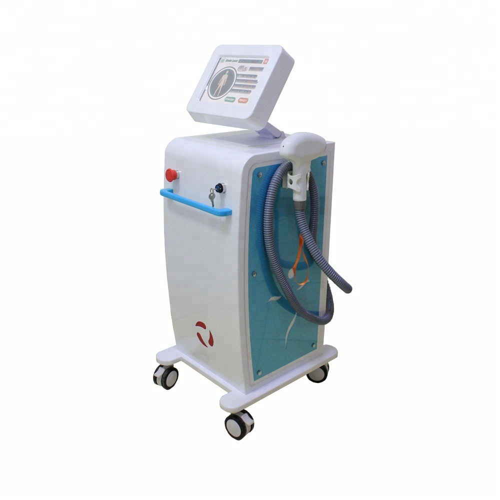 Permanente professionale 808nm 810nm Diode Laser Beauty Machine