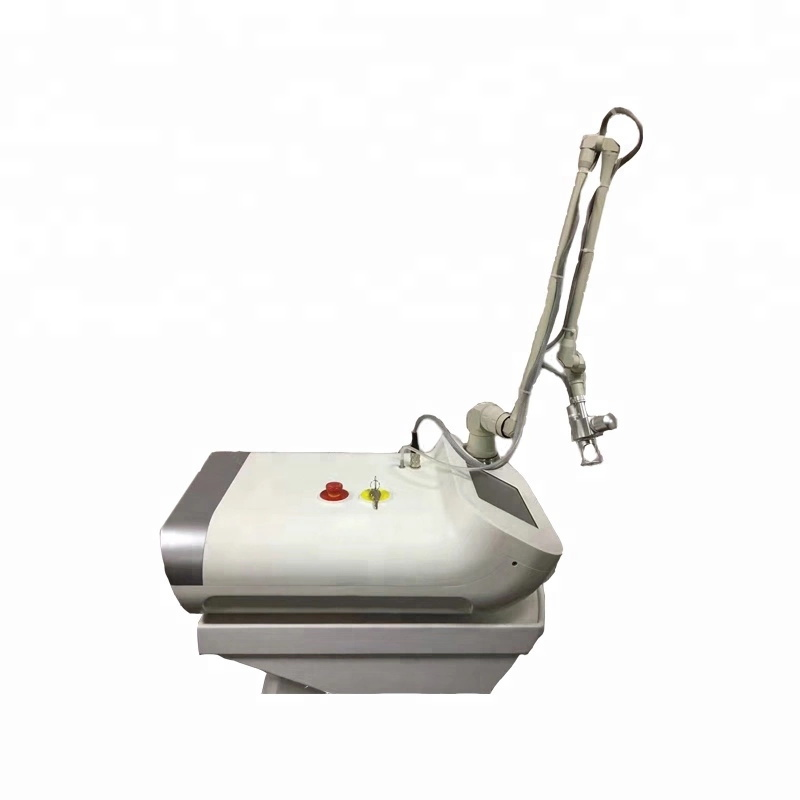 Professional Portable Surgical RF Fractional CO2 Laser Skin Rejuvenation / Vaginal Tightening Machine
