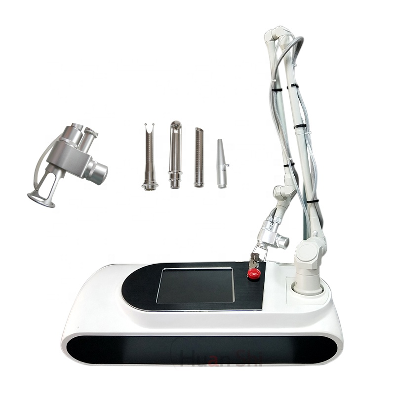 Portable CO2 Fractional Laser Vaginal Tightening Scars Removal Medical Laser Machine