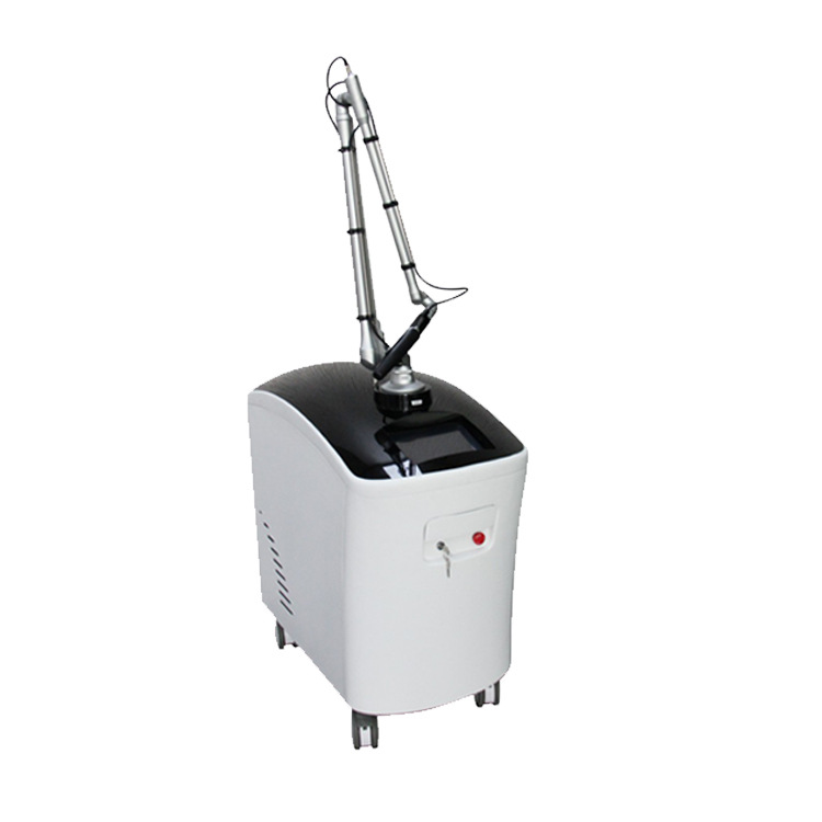 High Performance Q Switched ND YAG Laser Picosecond Picosure Tattoo Removal Laser Machine