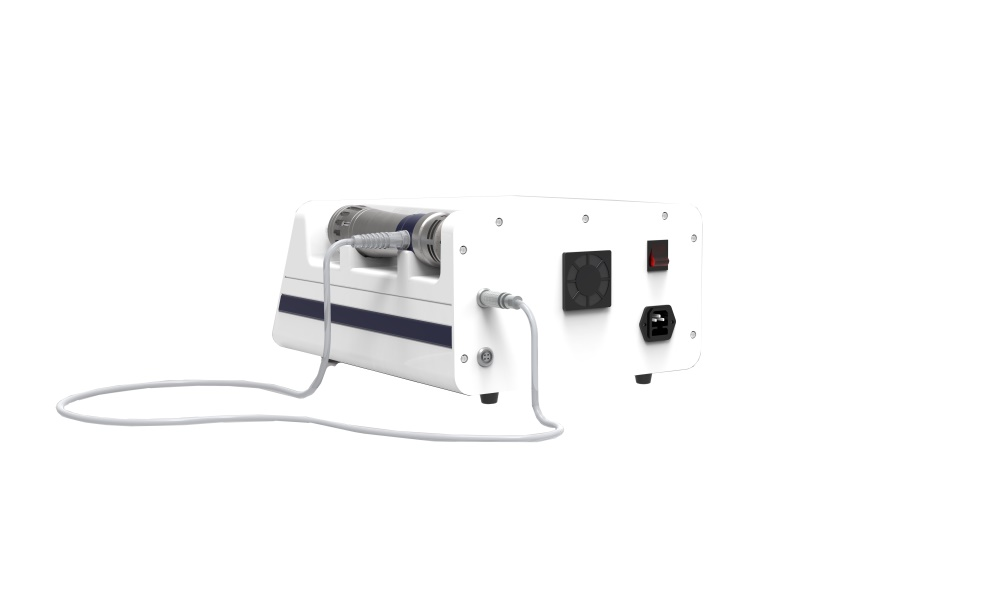 Extracorporal Shockwave Therapy Medical Equipment/Pain Relief Machine