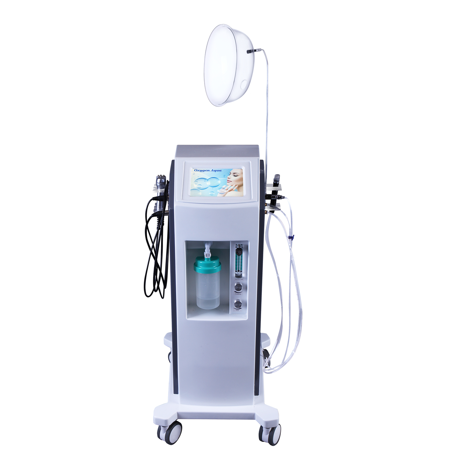 Skin Care Oxygen Jet Peel Hydra Facial Cleaning Machine for Skin Rejuvenation /Acne Treatment