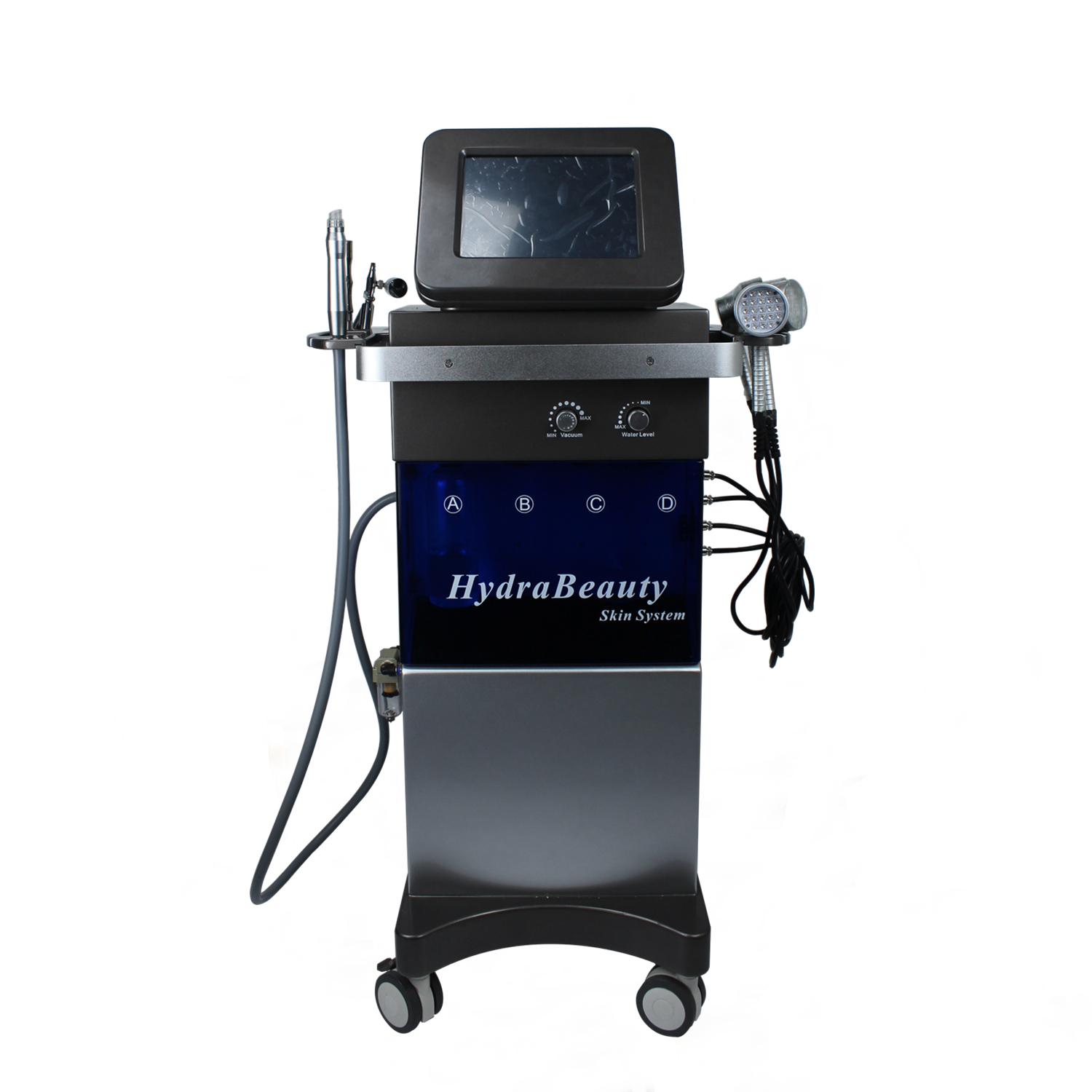 4 in 1 Oxygen Hydrafacial Therapy Aqua Skin Peel Facial Machine for Sale with PDT Light