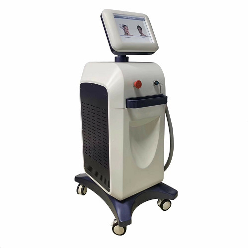 New Arrival Non Channel 808nm Painless Permanent Diode Laser Hair Removal Machine