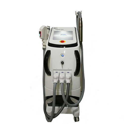 High Performance ND - YAG Laser tatouage Elimination picosure Cosmetics certification CE