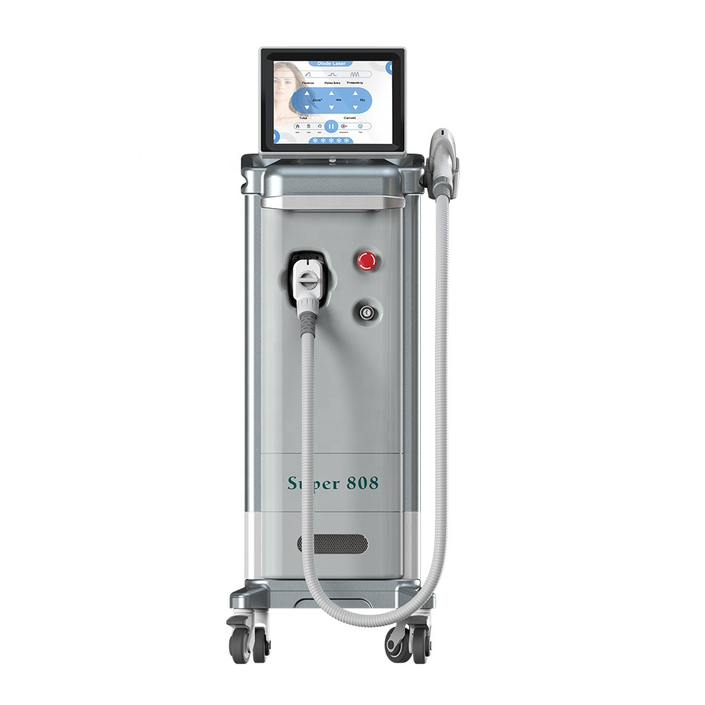 2021 New arrival professional 808nm diode laser hair removal Machine
